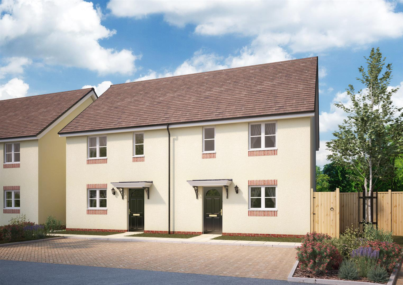 3 Bedrooms Semi Detached House for sale in High Penn park